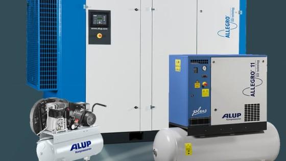 Compressori d'aria Alup