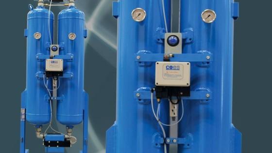 COES essiccatori e generatori azoto per il trattamento dell'aria compressa