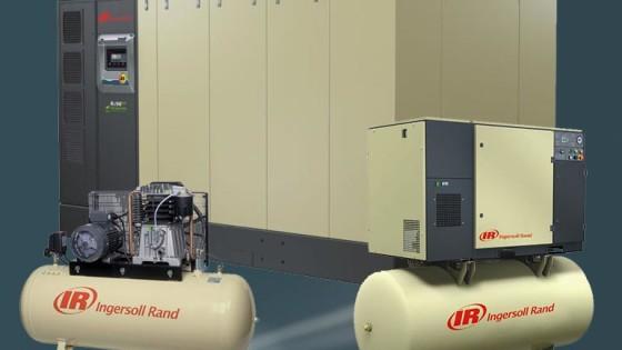 Compressori d'aria Ingersoll Rand