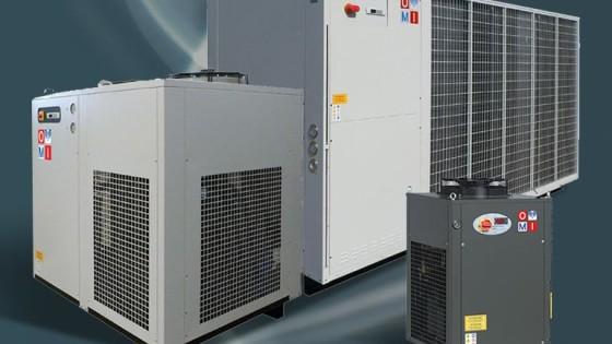 Refrigeratori d'acqua Chillers OMI